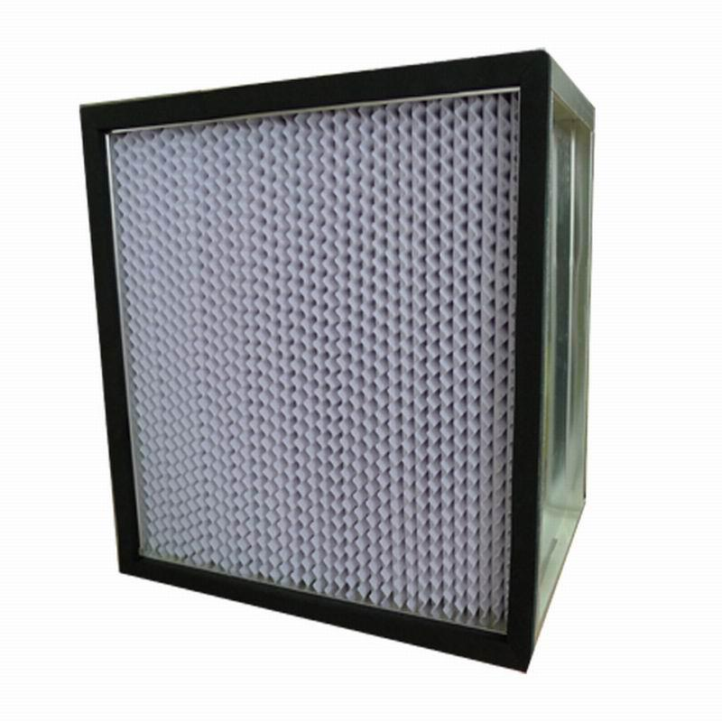 Deep-pleated Hepa Filter